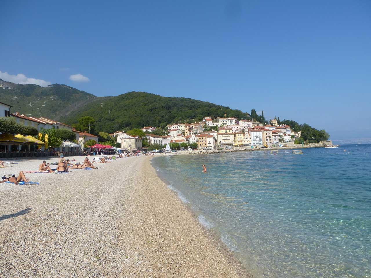 Strand Mosceniska Draga